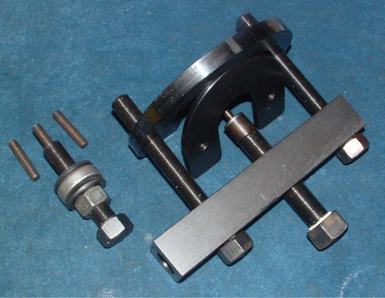 Fine Thread Bolts >> Pulley Puller